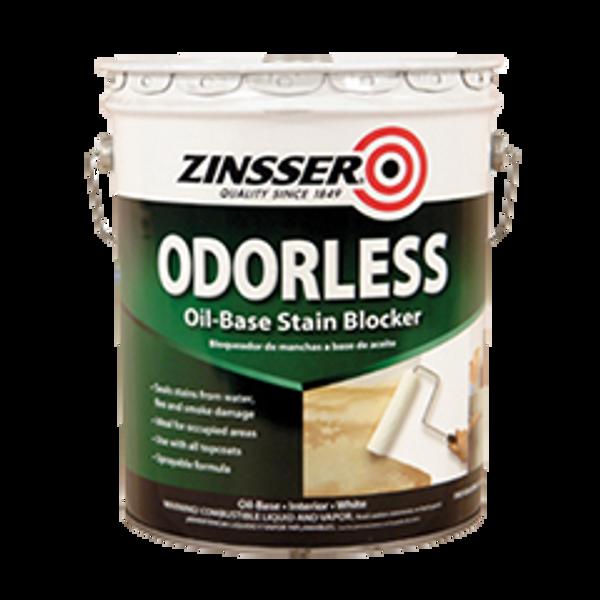 Odorless Oil-Base Stain Blocker