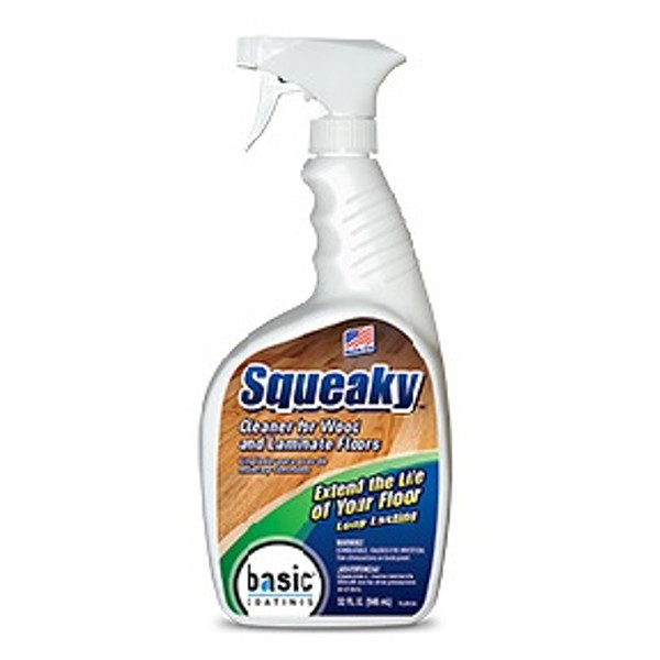 Squeaky Cleaner with Trigger Sprayer