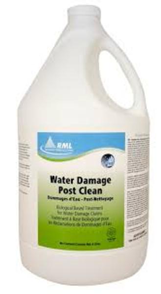 PRS BIOLOGICAL WATER DAMAGE POST CLEAN