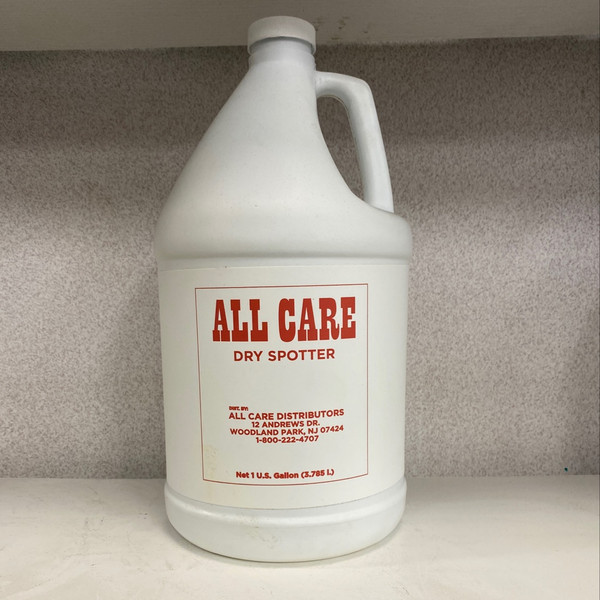 ALL CARE Dry Spotter (Gallon Size)