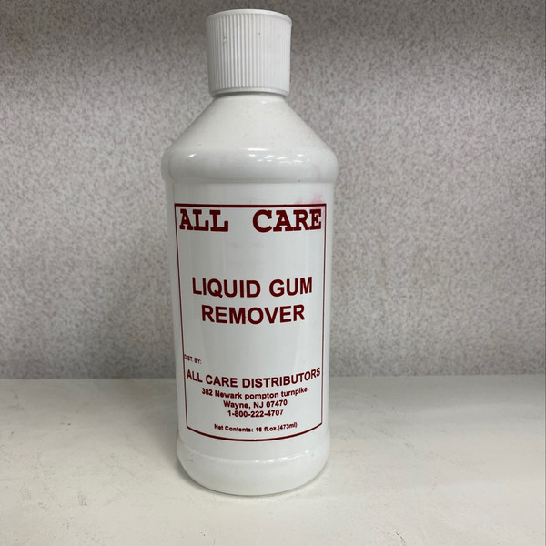 ALL CARE Gum Remover (Pint Size)