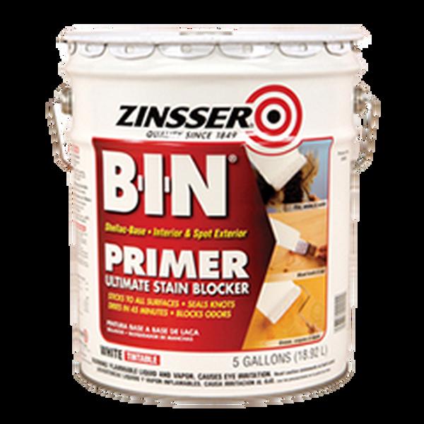 B-I-N® Shellac-Base Primer (5 GAL)