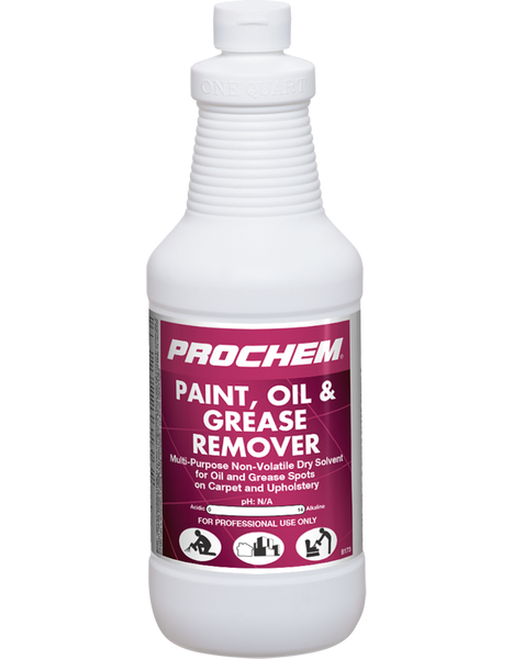 Paint, Oil and Grease Remover (Qt)