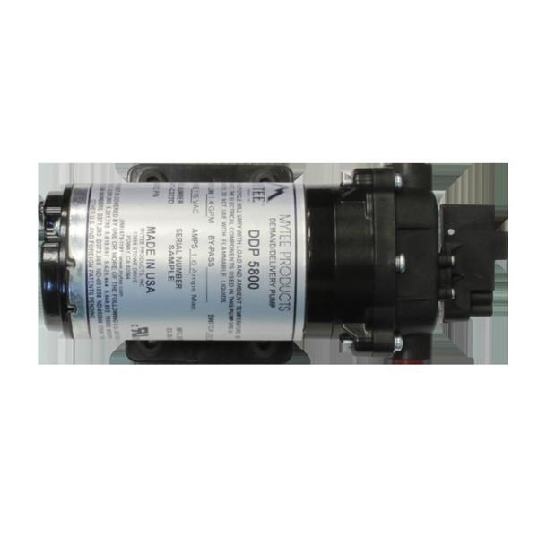 220 PSI demand pump, 1.4 GPM