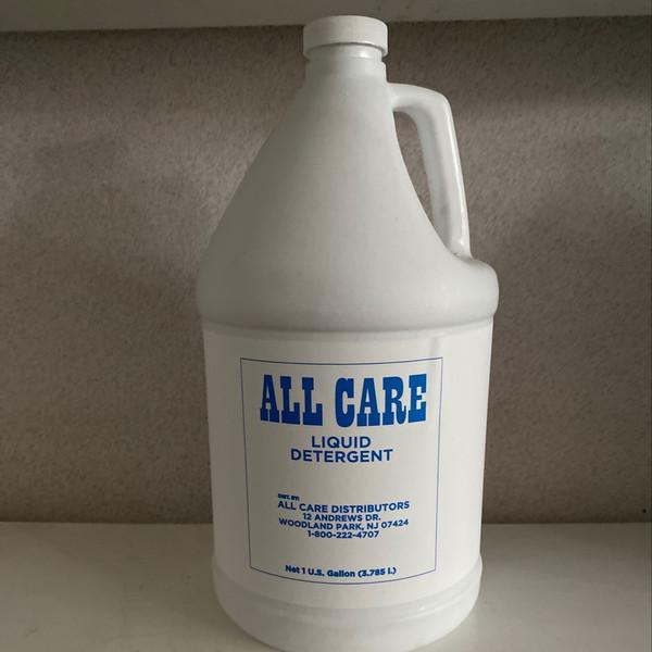 ALL CARE LIQUID DETERGENT (Gallon size)