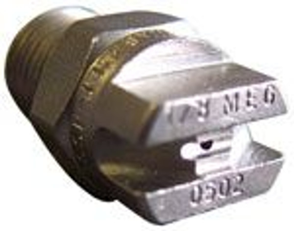 "Stainless Steel Veejet 0502 Meg 1/8"" MPT"