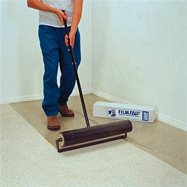 "Surface Shields, Carpet Protection Film, 36"" X 200'"