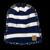 Wool Stripe Beanie