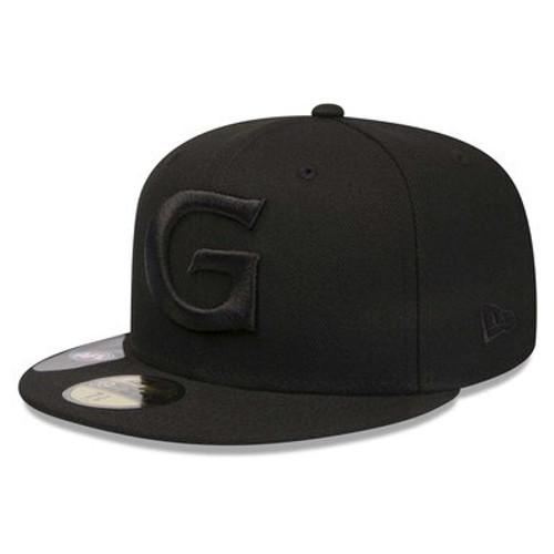 New Era 19 59Fifty Black Travel G Cap