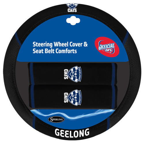 SEAT BELT & WHEEL COVER SET