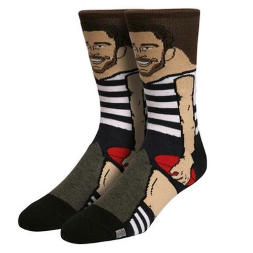 Hawkins Nerd Sock - Adult