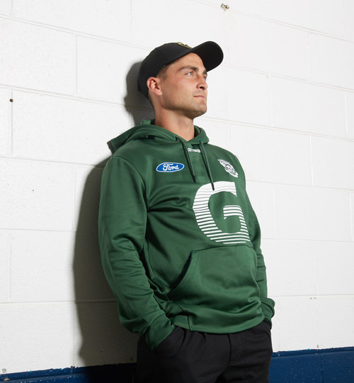 2020 Cotton On Mens Green Tech Pullover