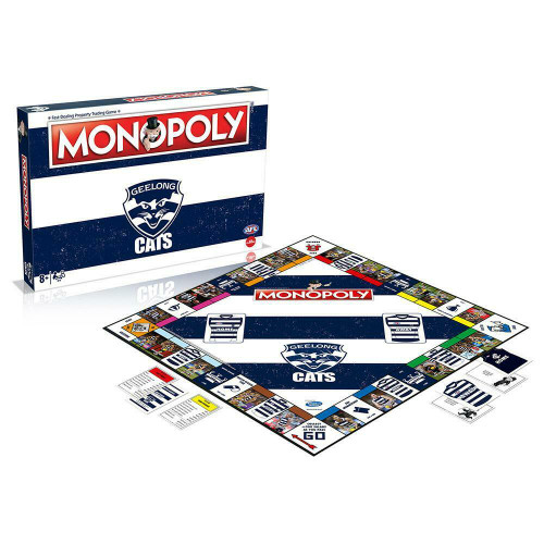 Geelong Cats Monopoly