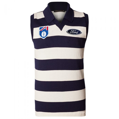Fibre of Football Ford 1992 Wool Guernsey