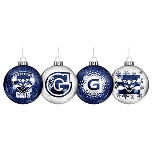 Christmas Glitter Baubles