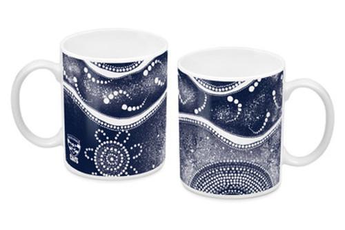 2021 AFLW Indigenous Mug