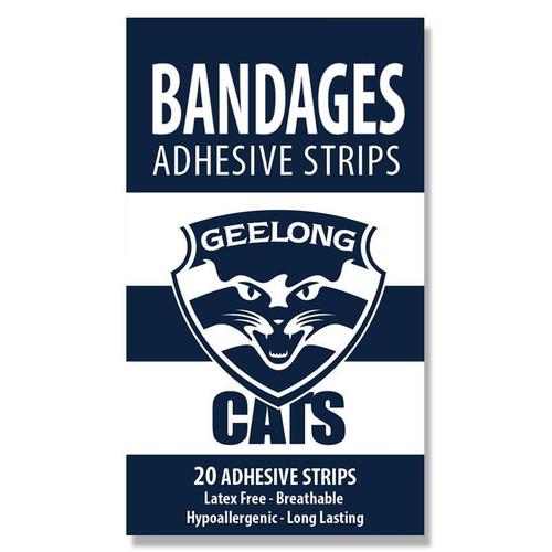 Geelong Cats Bandaids