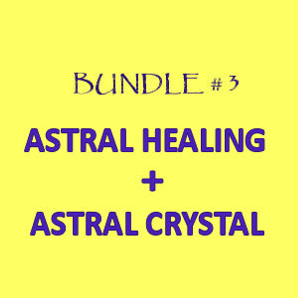 Astral Body Healing + Astral Body Clearing Crystal
