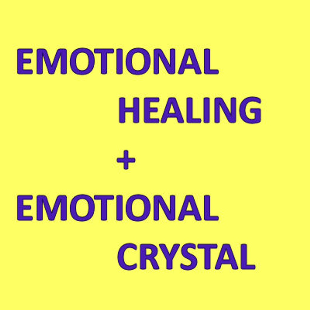 Emotional Body Healing + Emotional Body Clearing Crystal