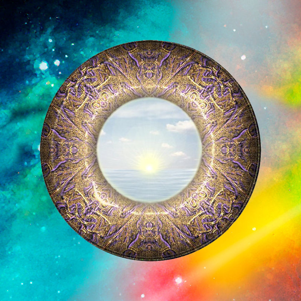 Protection Grid - Ascended Master - distant