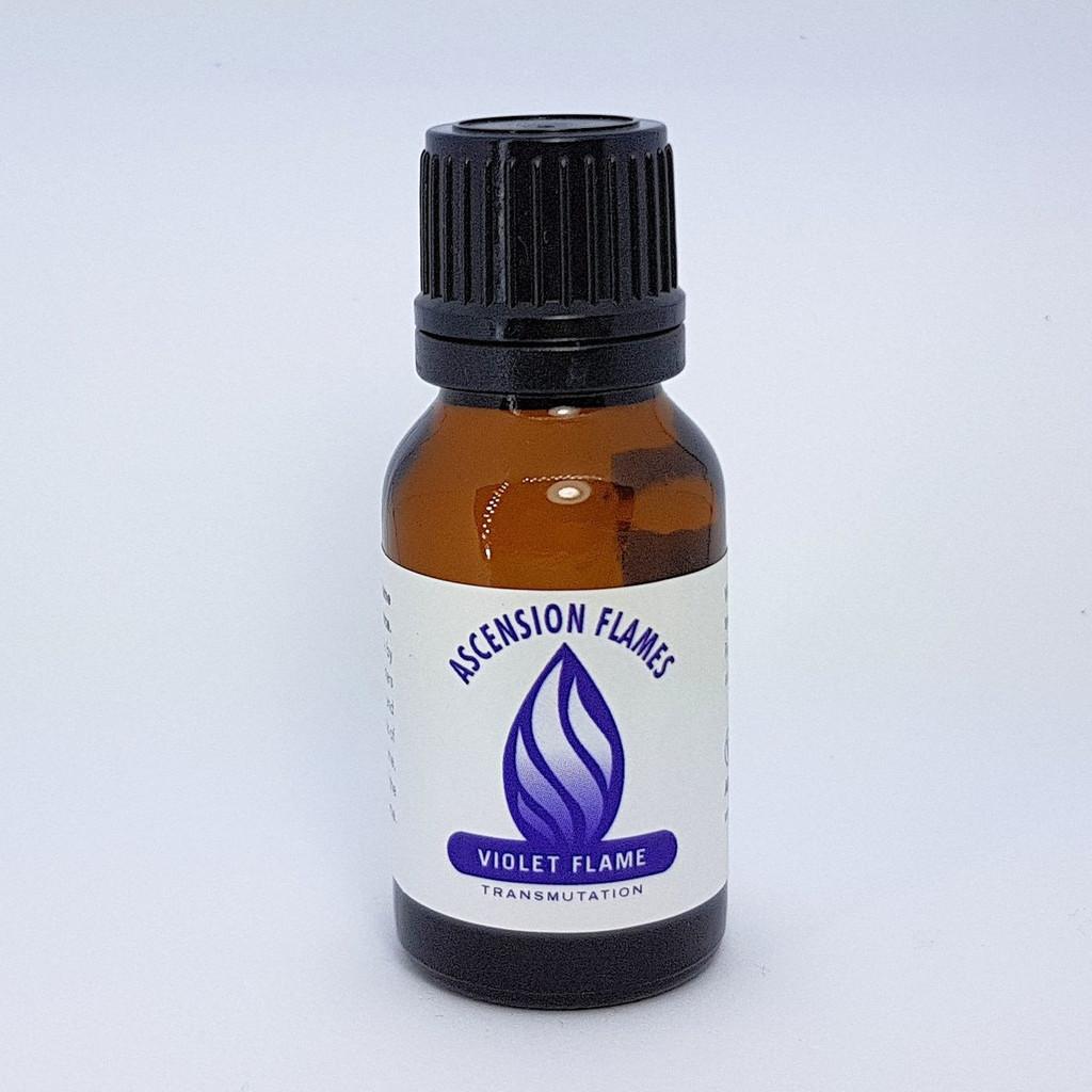 Violet Flame Oil