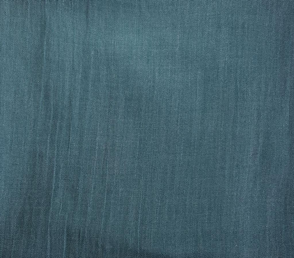 Oversize Healing Shawl - Sea blue