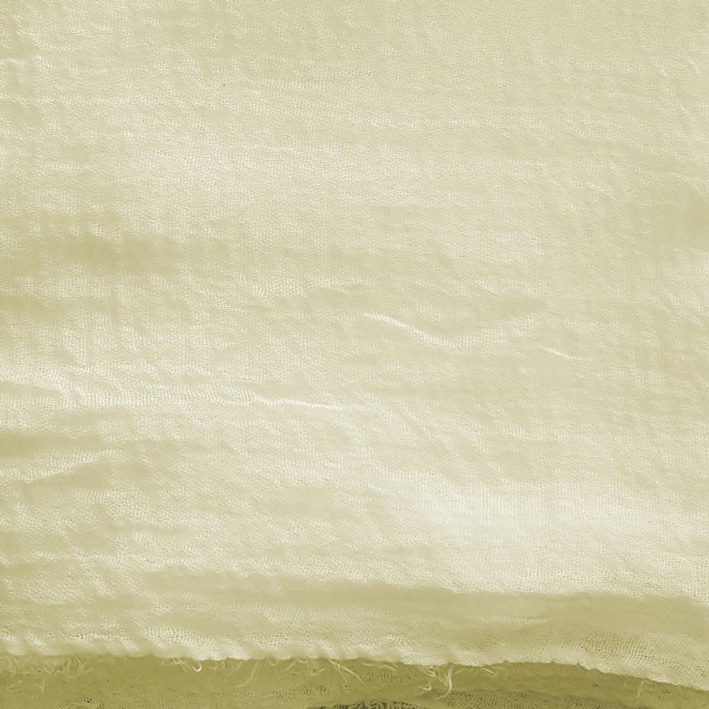 Oversize Healing shawl - butter cream