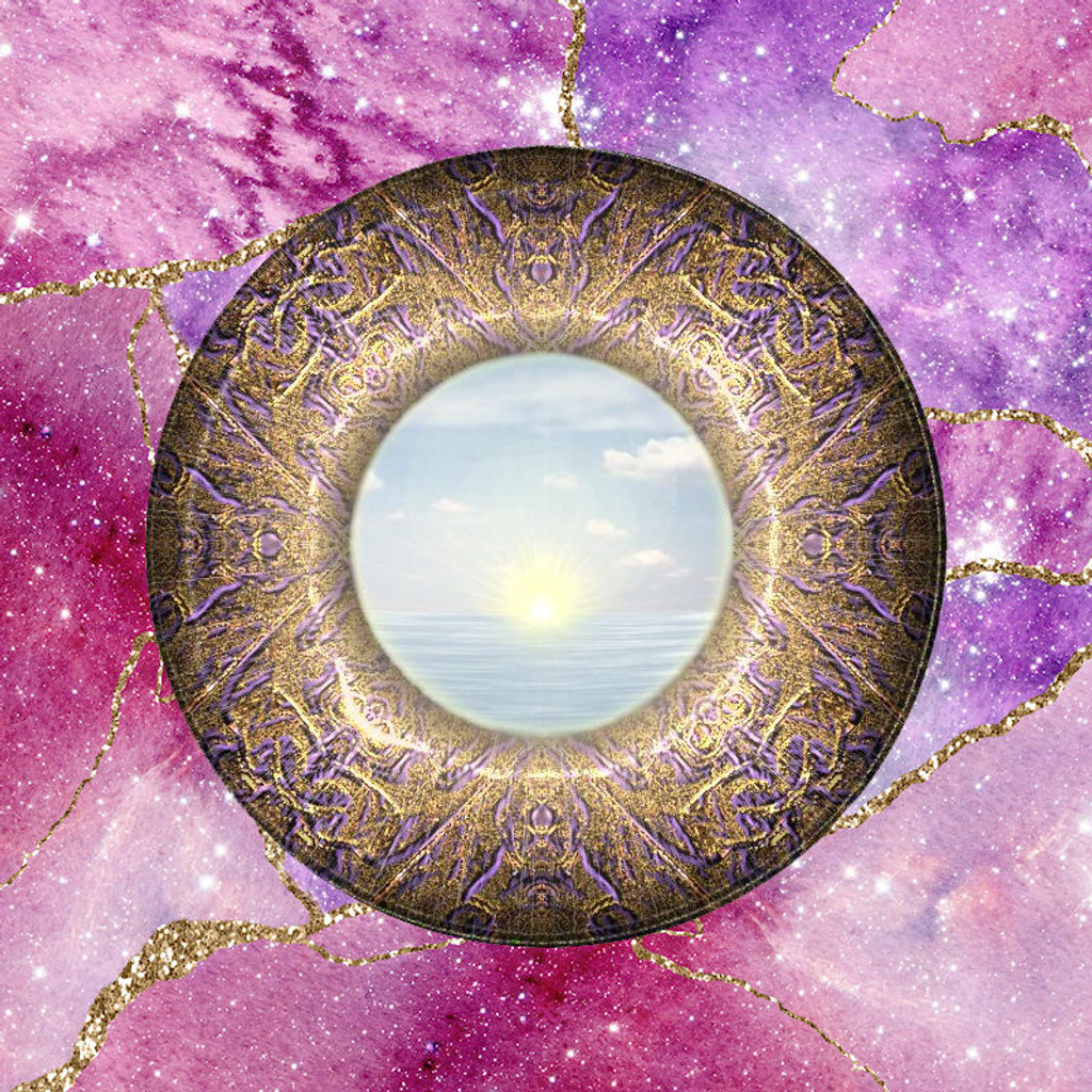Protection Grid x 2 - from the Ascended Masters and Archangels