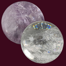 Astral and Emotional body clearing crystals