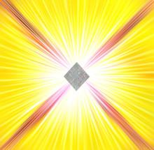 Lord Lanto Ascended Master Portal Print