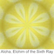 Aloha, Elohim of the 6th Ray