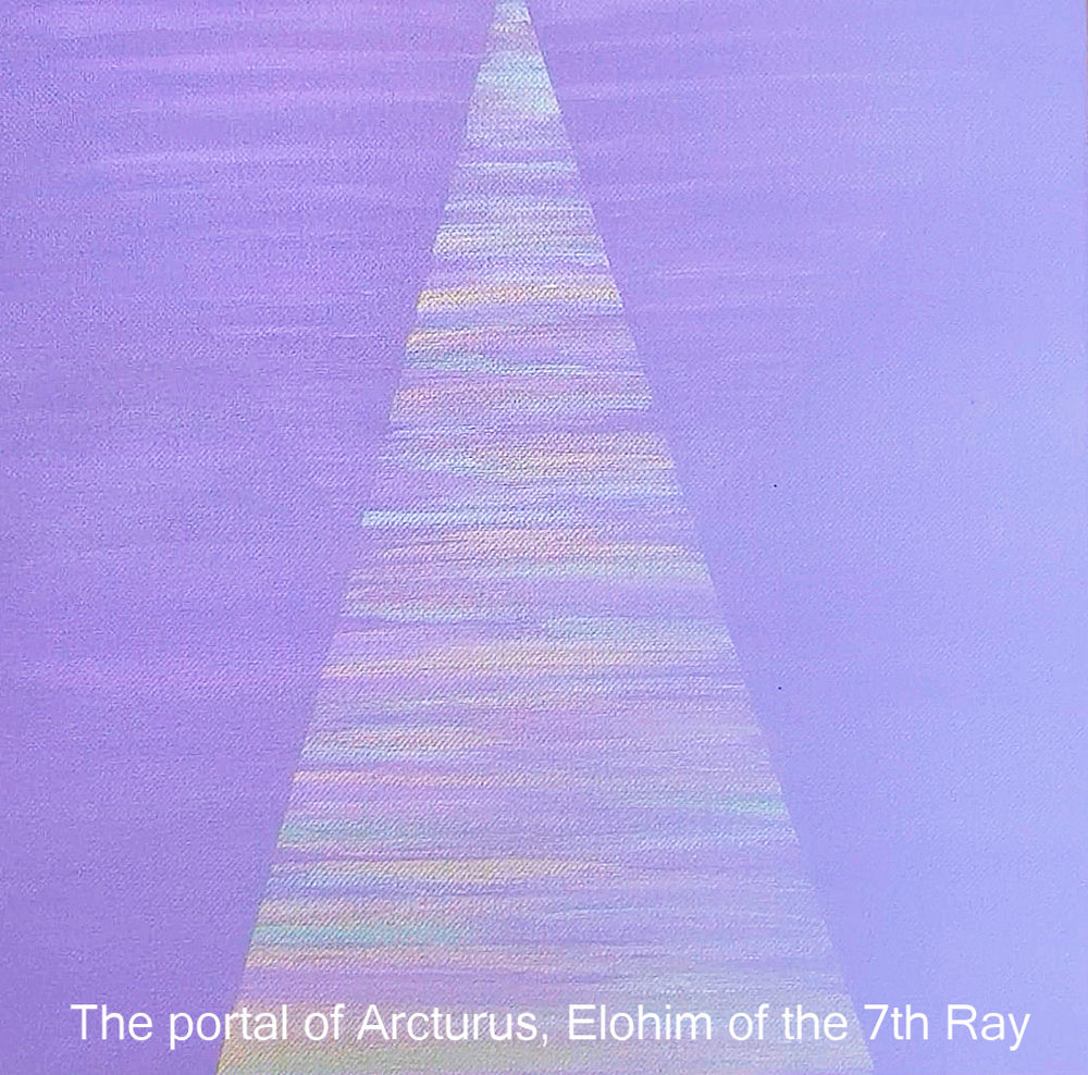 Arcturus Elohim of the 7th Ray Portal