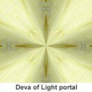 Deva of Light Portal
