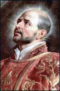 Dom Ignatio Ascended Master Portrait