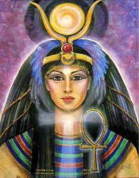 Isis Ascended Master Portrait