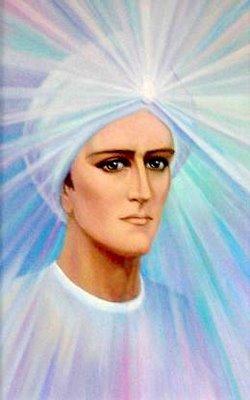 Maha Chohan Ascended Master Portrait