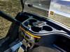 Golf Cart Distancing Barrier