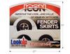 Fender Skirt Sign - LookUp-Our-Skirts.com