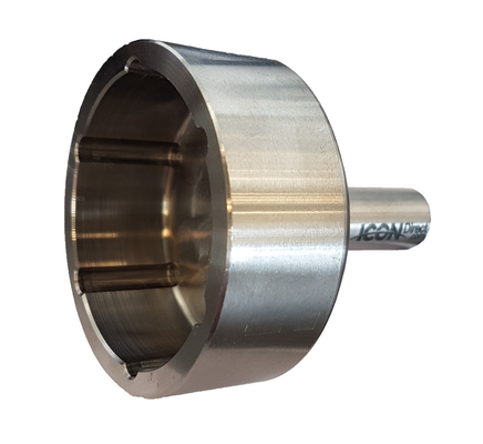 "Spin Weld Driver, 1 1/4"" Raised FPT"