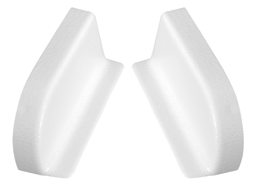 Entry Door Step Well End Covers, Jayco