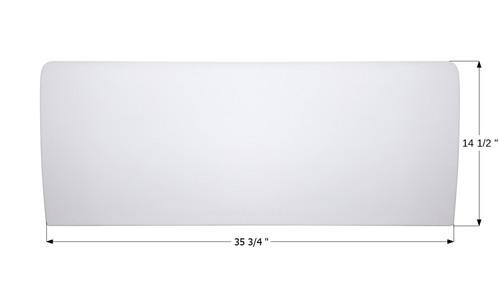 "Born Free Panel Skirting (J-Wrap) 35 3/4"" x 14 1/2"""