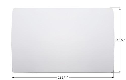 "Born Free Panel Skirting (J-Wrap) 21 3/4"" x 14 1/2"""