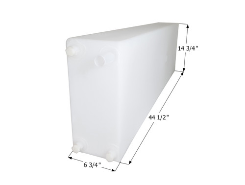 Fresh Water Tank WT3742 - 18 Gal.
