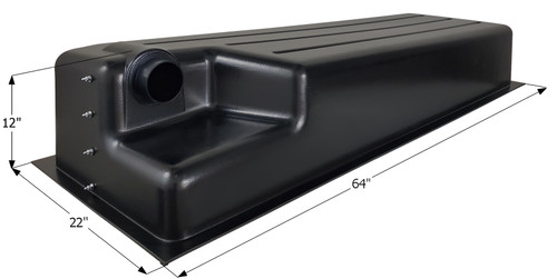 Holding Tank Recessed Drain HT513RE