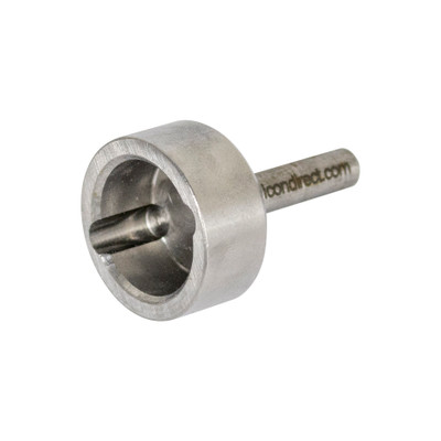 """Spin Weld Driver,  1/8"""" Raised FPT, Double Ended Thread"""