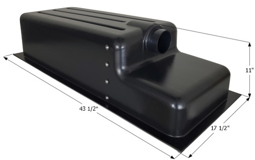 Holding Tank Recessed Drain HT264RE