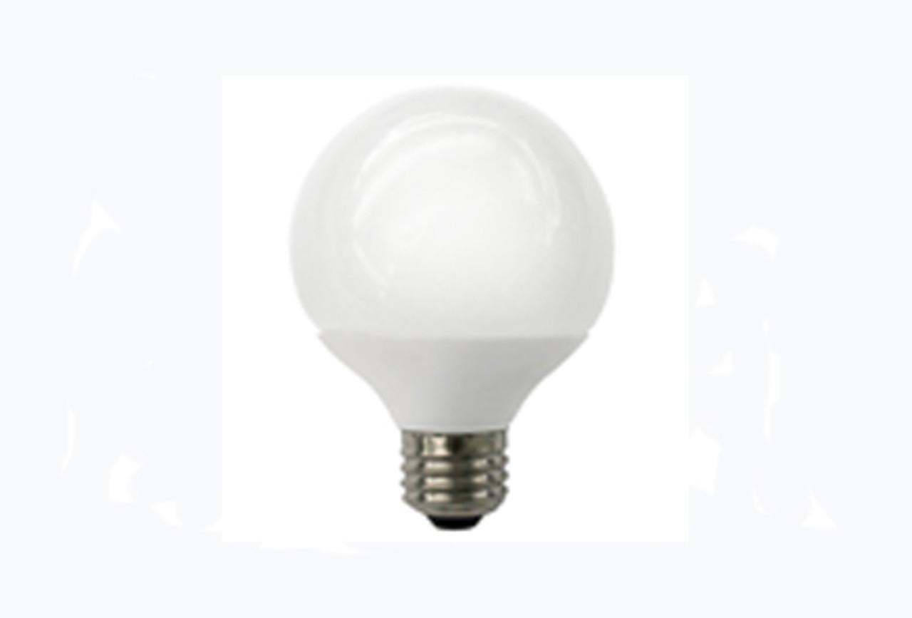 Tcp 1g2504 Globe G25 Compact Fluorescent Light Bulb