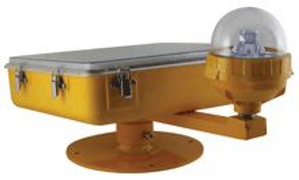 Avlite AV -HL -RF -SOL Luz de Radio Control Solar  de Helipuerto