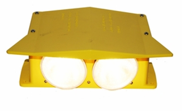 FEC LED Proyector encapuchado Floodlight