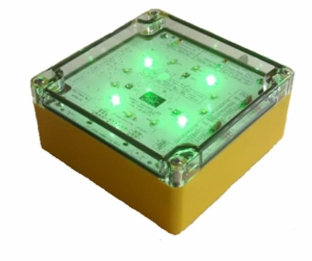 FEC HEMS-Star (juego de 8 luces de batería de helipuerto)